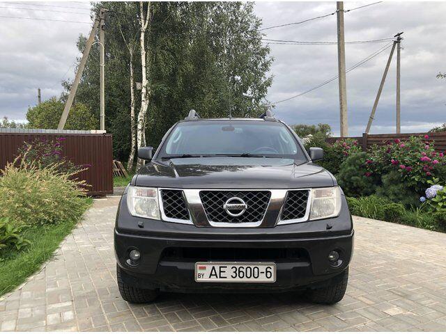 Nissan Navara (2007)