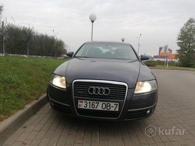 Audi A6 (C6) (2007)