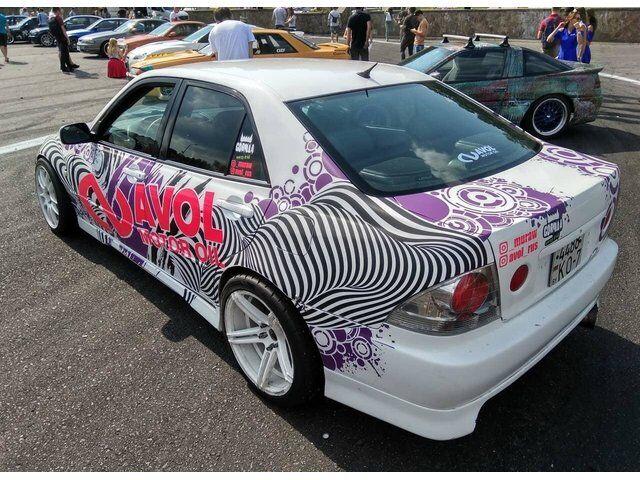 Lexus IS (1999)