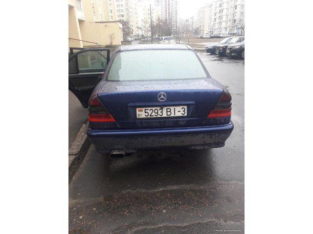 Mercedes C-Class (1998)