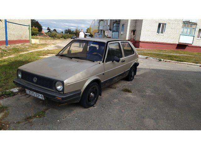 Volkswagen Golf (1986)
