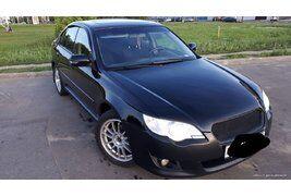 Subaru Legacy (2007)