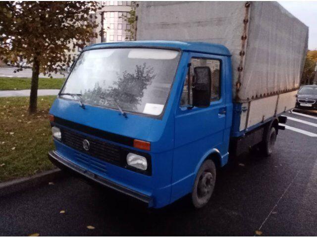 Volkswagen LT (1987)