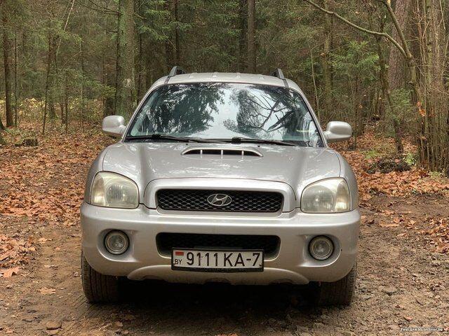 Hyundai Santa Fe (2002)