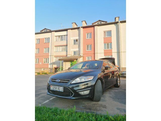 Ford Mondeo (2012)