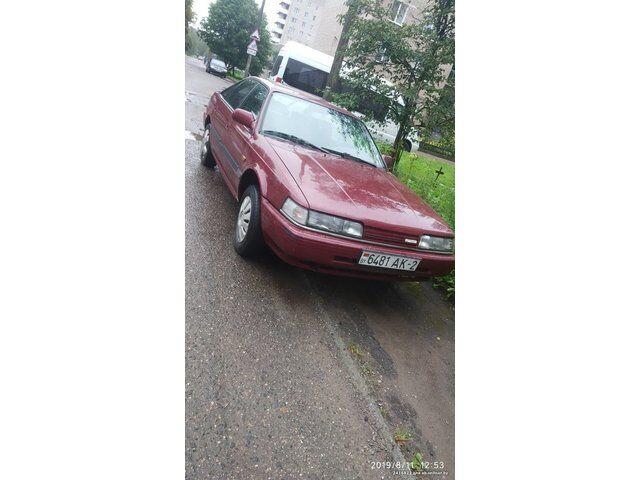Mazda 626 (1991)
