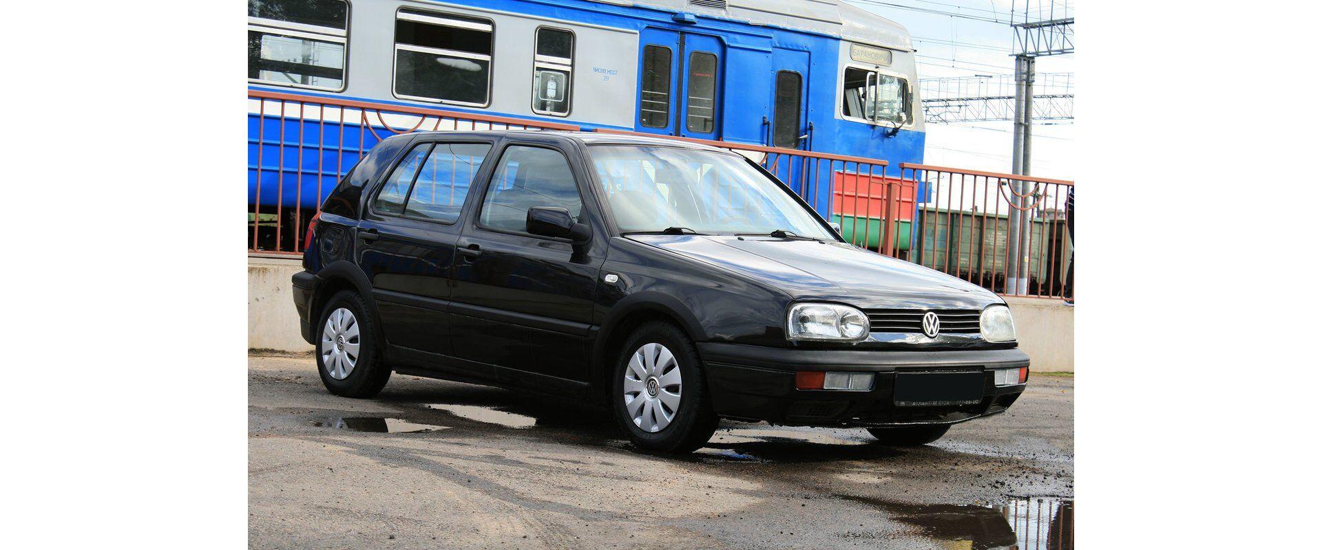 Volkswagen Golf 3 (1992)