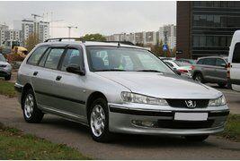 Peugeot 406 (1999)