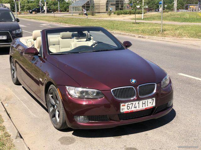 BMW 3 (F30,F31) (2007)