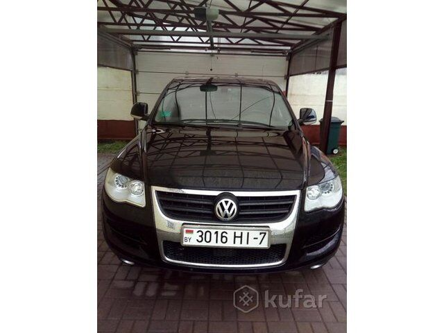 Volkswagen Touareg (2009)