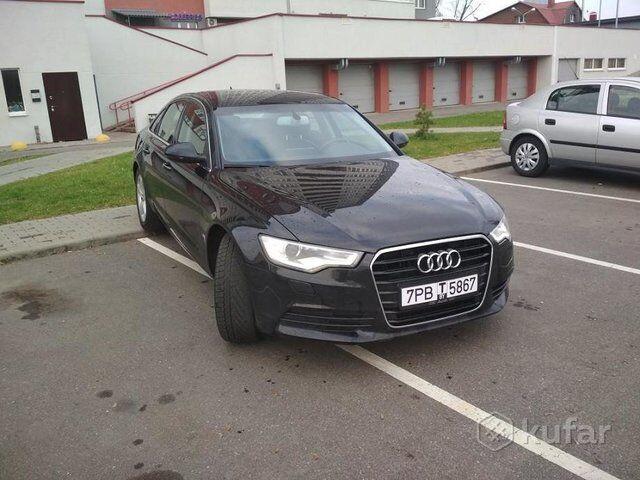 Audi A6 (C7) (2011)