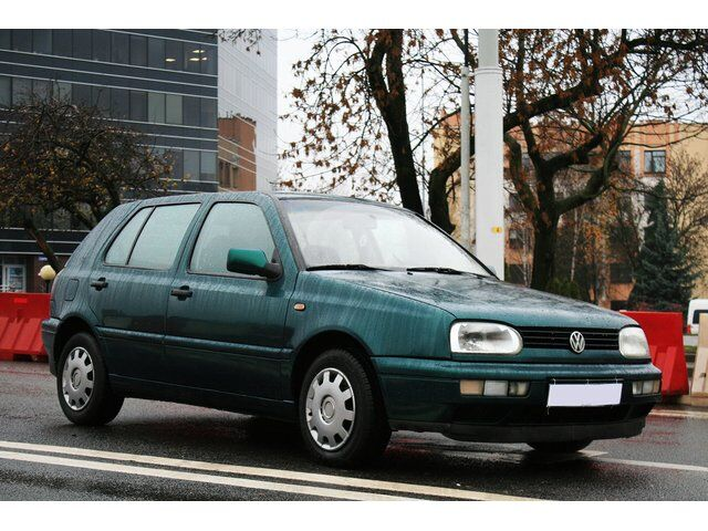 Volkswagen Golf 3 (1997)