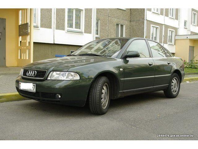 Audi A4 (B5) (1999)