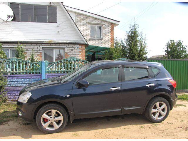 Nissan Qashqai (2008)