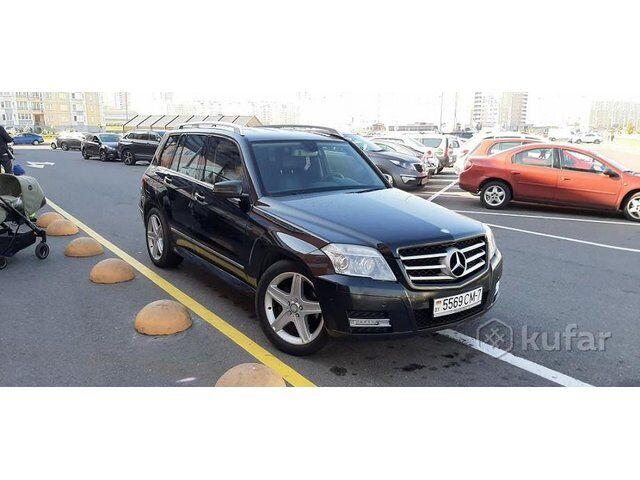 Mercedes GLK (2011)