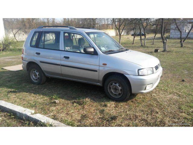Mazda Demio (1999)