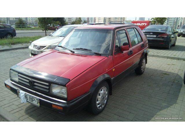 Volkswagen Golf 2 (1987)