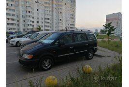 Hyundai Trajet (2001)