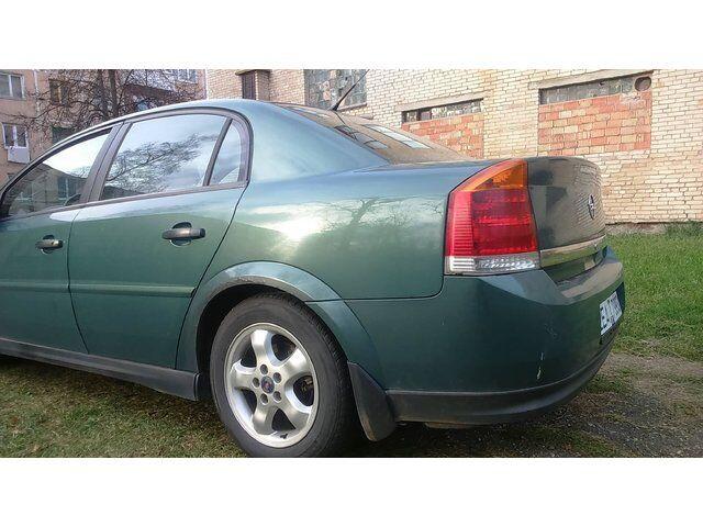 Opel Vectra (2002)