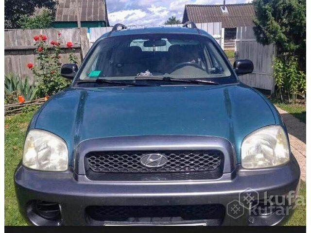 Hyundai Santa Fe (2001)