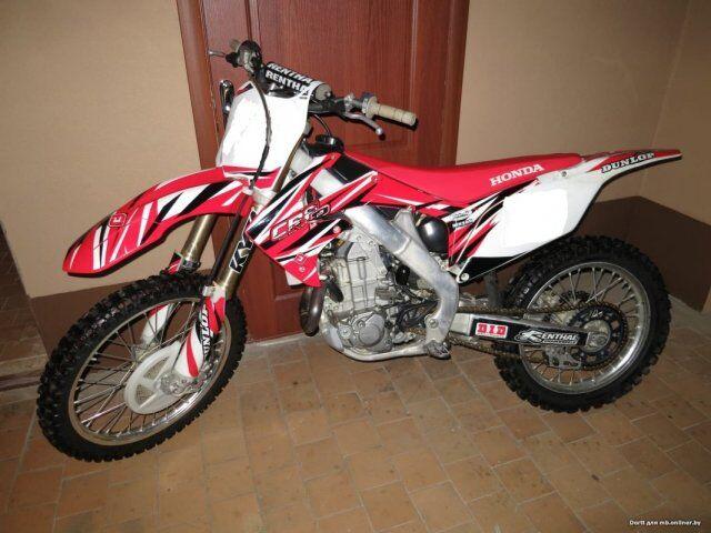 Honda CRF (2012)
