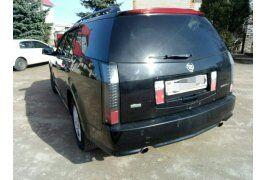 Cadillac SRX (2007)