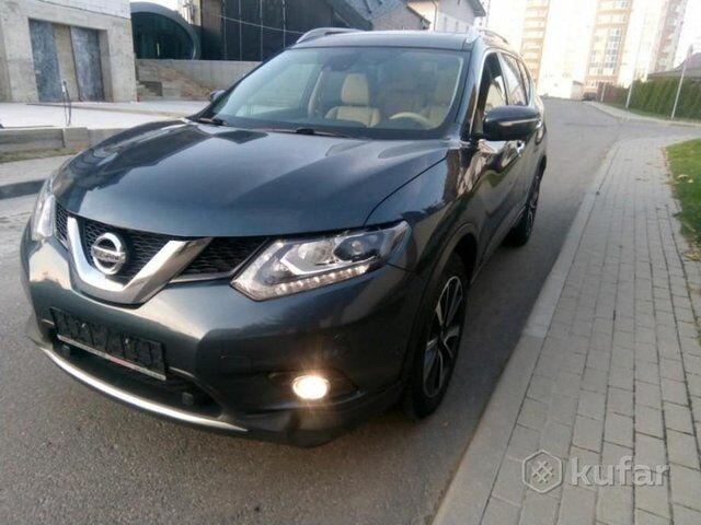 Nissan X-Trail (2017)