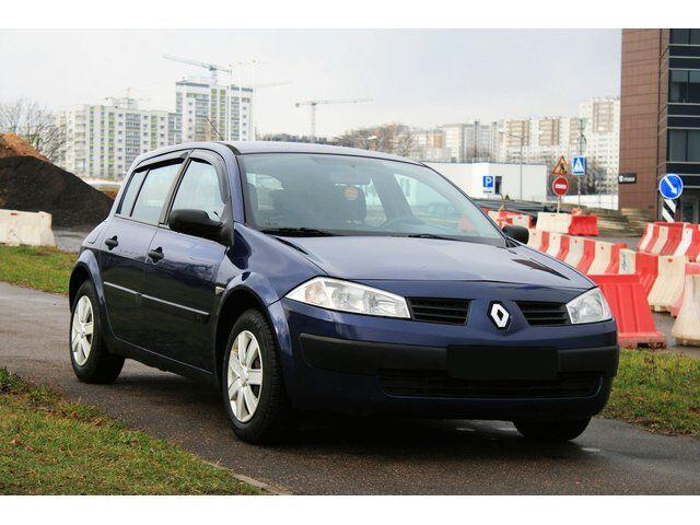 Renault Megane 2 (2003)