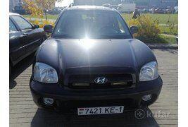 Hyundai Santa Fe (2007)