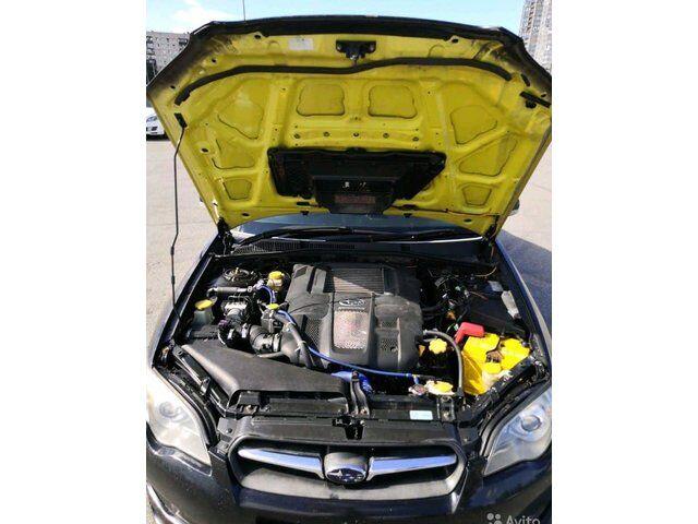 Subaru Legacy (2004)
