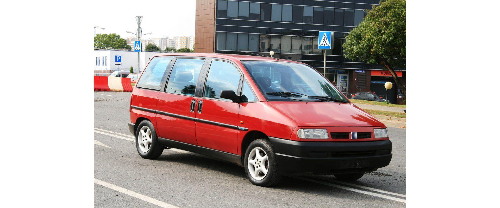 Fiat Ulysse (1995)