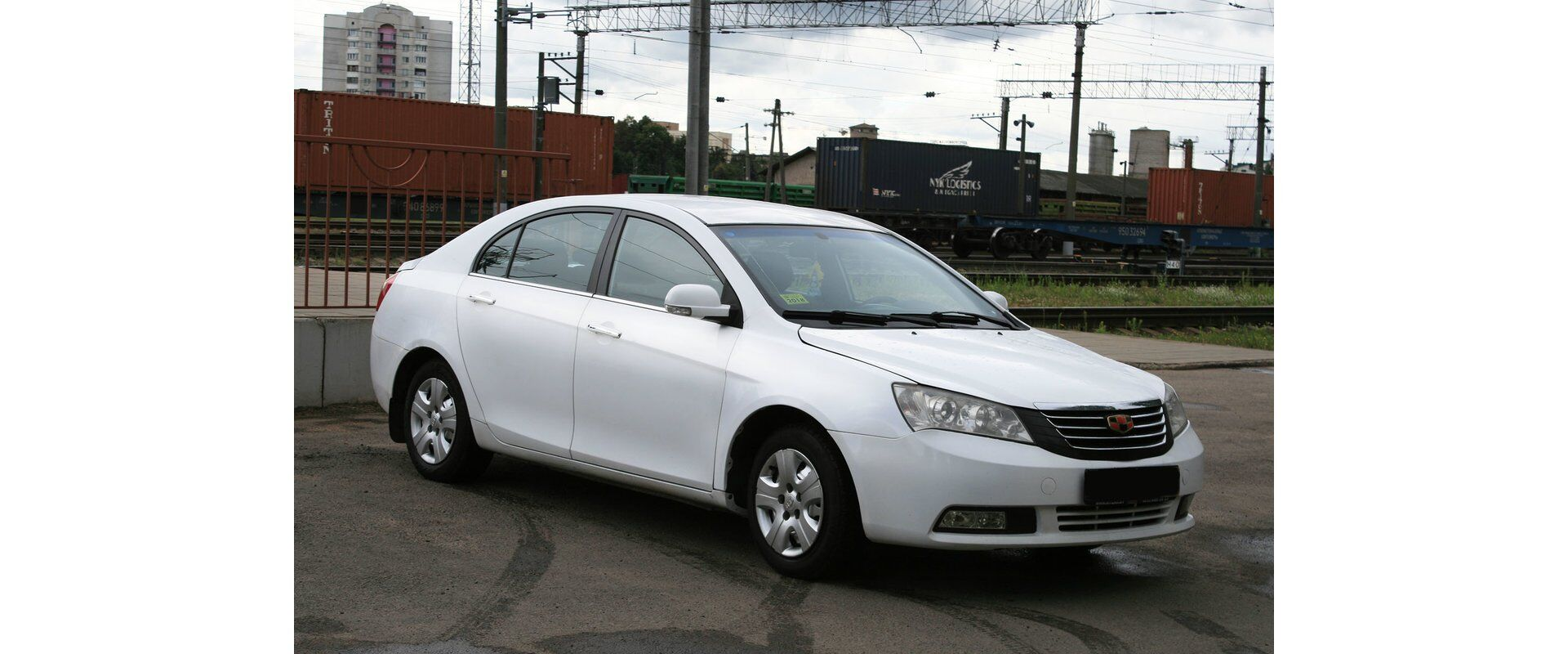 Geely Emgrand (2013)