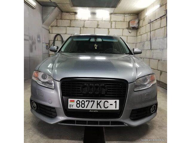 Audi A4 (B7) (2005)