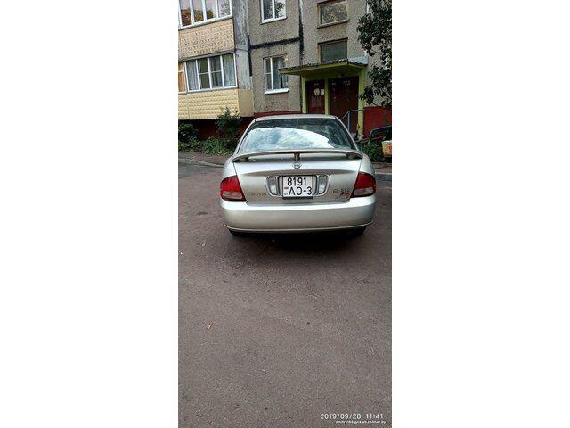 Nissan Sentra (2002)