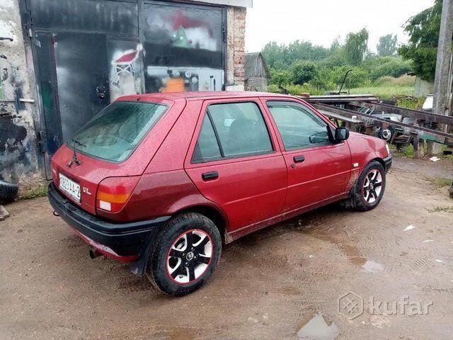 Ford Fiesta (1991)