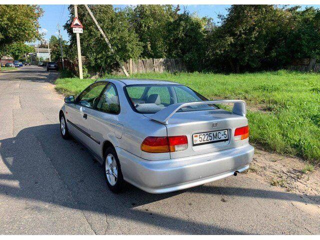 Honda Civic (1997)