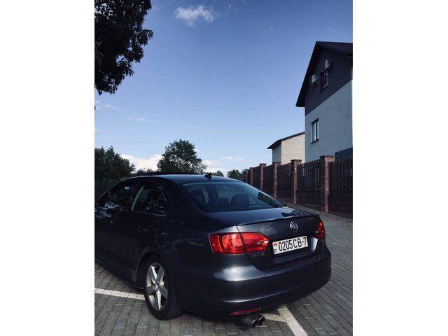 Volkswagen Jetta (2011)