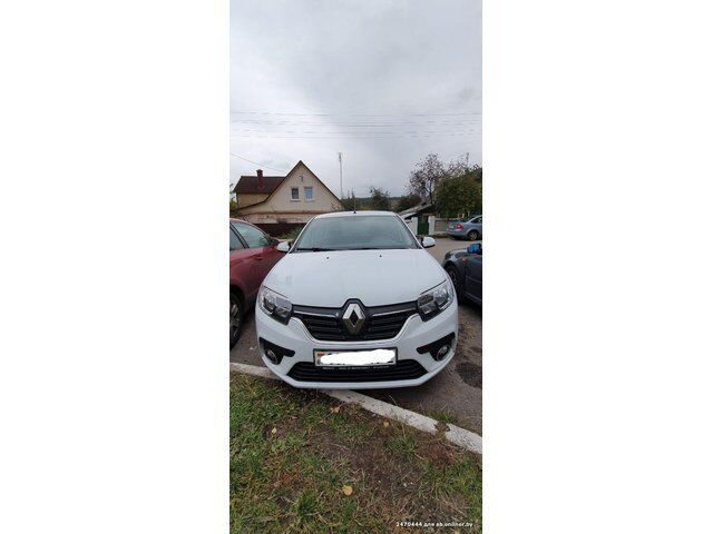 Renault Logan (2019)