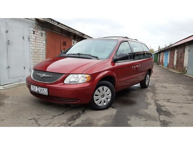 Chrysler Town&Country (2001)