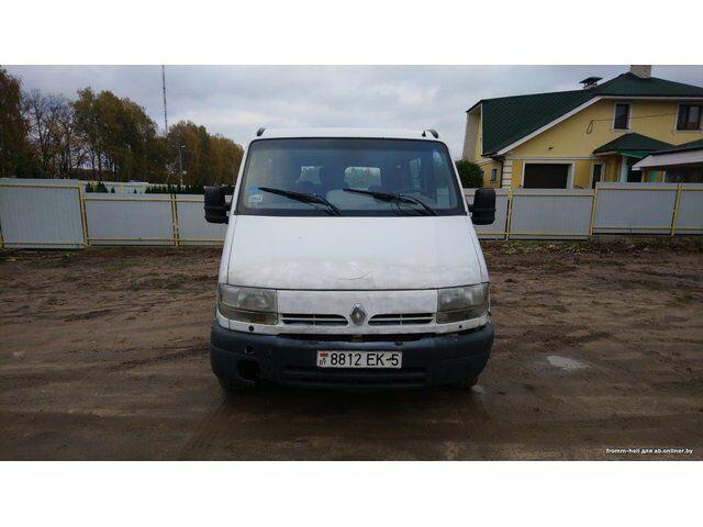 Renault Master (2002)