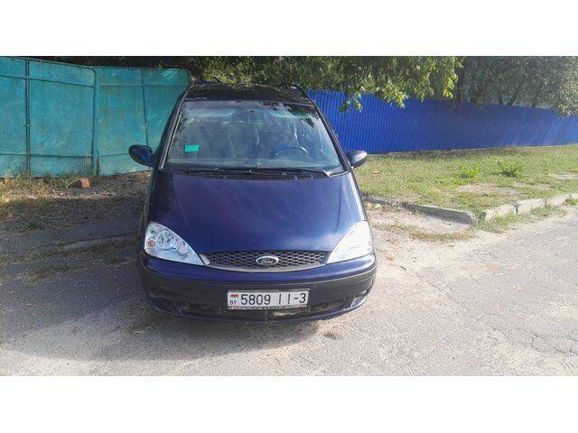 Ford Galaxy (2001)