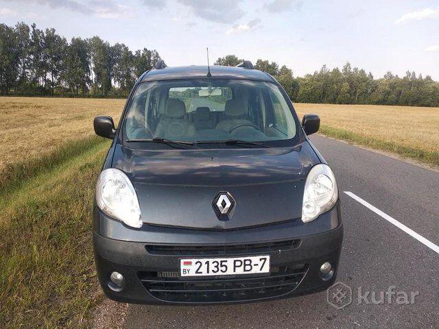 Renault Kangoo (2010)