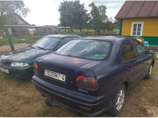 Fiat Marea (1997)