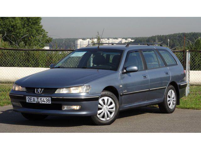 Peugeot 406 (2000)