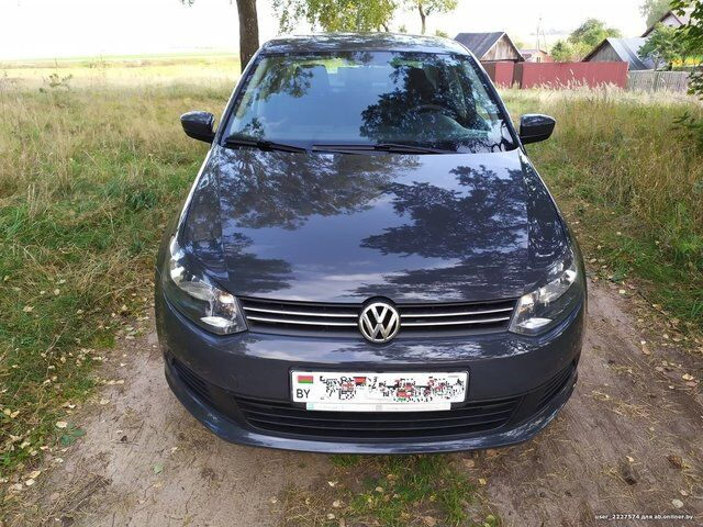 Volkswagen Polo (2015)