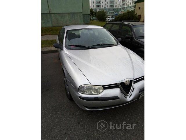 Alfa Romeo 156 (2000)