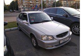 Hyundai Accent (2002)