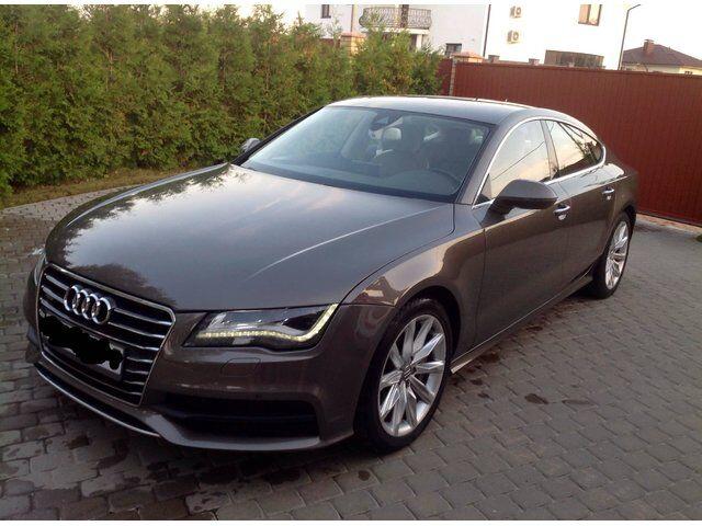 Audi A7 (2013)
