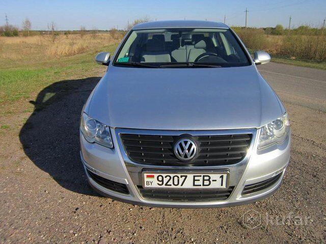 Volkswagen Passat B6 (2005)