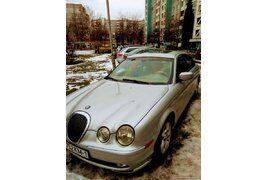 Jaguar S-Type (2000)